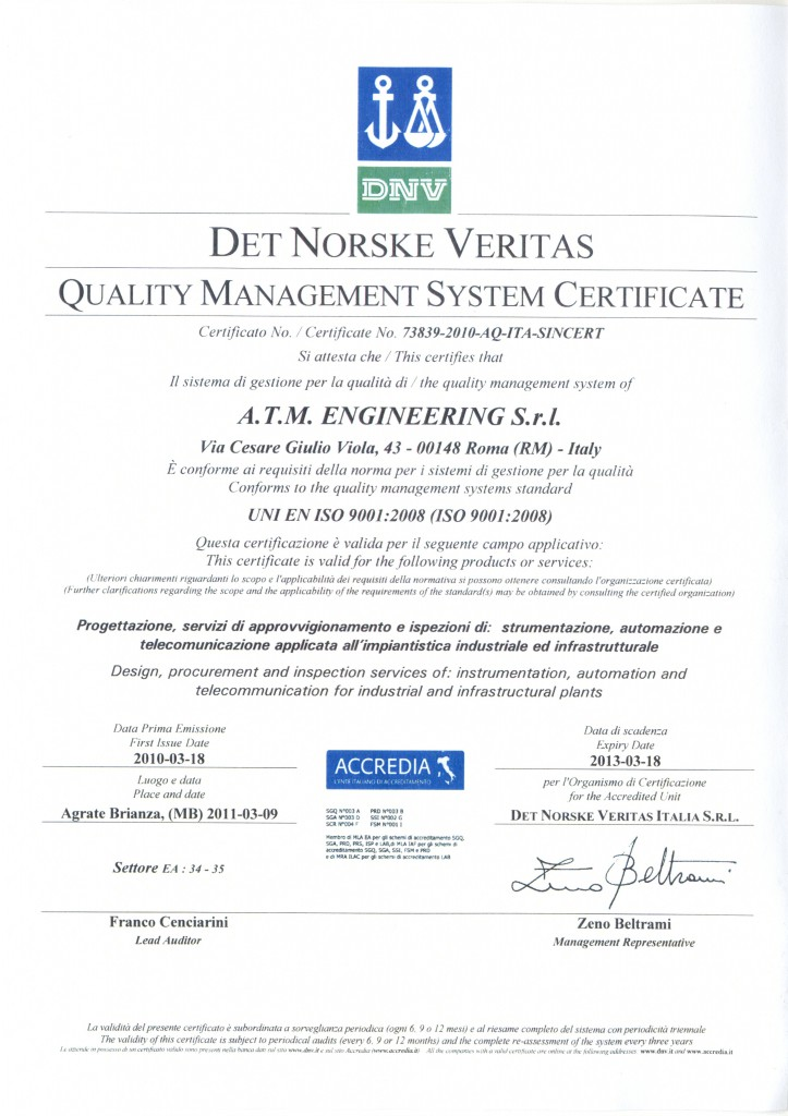 dnvqualitymanagementsystemcertificate20114